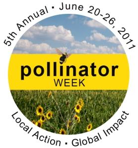 Pollinator Week 2011