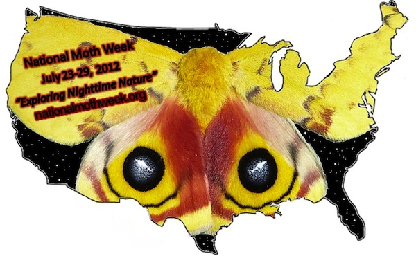 National Moth Week logo