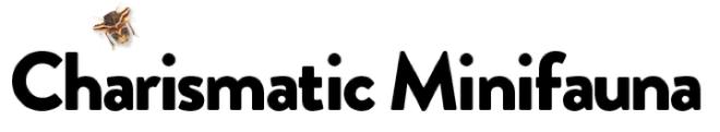 Logo: Charismatic Minifauna
